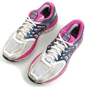 Brooks Glycerin 11 Womens Running Shoes White 9.5B